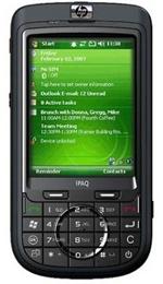 HP iPAQ 610
