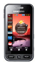 Samsung S5230 Tocco Lite