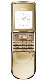 Nokia 8800 Sirocco - 18K Gold VIP Edition
