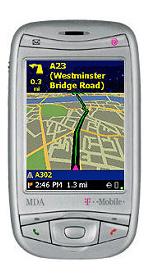 T-Mobile MDA Vario III CoPilot
