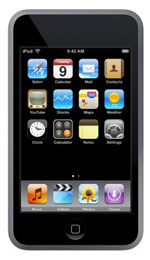 Apple iPod Touch 8GB - 1st Generation
