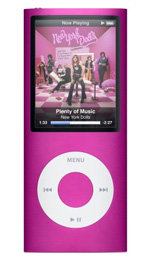 Apple iPod nano 16GB Pink - 4th Generation