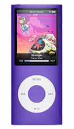 Apple iPod nano 16GB Purple - 4th Generation