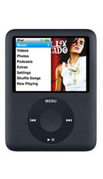 Apple iPod nano 8GB Black - 3rd Generation