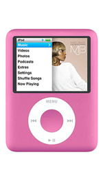 Apple iPod nano 8GB Pink - 3rd Generation