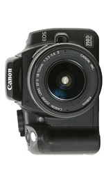 Canon EOS 350D Digital SLR Camera with EF-S 18-55mm