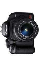 Canon EOS Digital Rebel XSi w EF-S 18-55 Lens