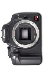 Canon EOS Digital Rebel XT SLR Camera Body Only