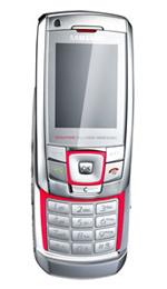 Samsung Z720m Vodafone Mclaren Mercedes