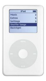 Apple iPod Classic 40GB - 4th Generation