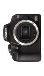 Canon EOS 1000D camera body