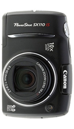 Canon SX110 9MP