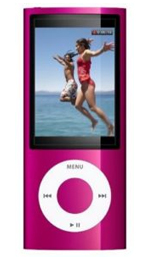 Apple iPod Nano 8GB - 5th Generation