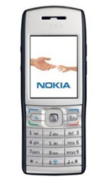 Nokia E50 without camera