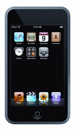Apple iPod Touch 8GB - 3rd Generation