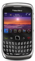 BlackBerry Gemini 9300
