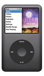 Apple iPod Classic 160GB 7th Gen