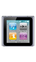 Apple iPod Nano 16GB 6th Gen