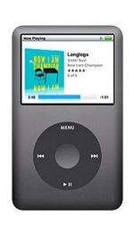 Apple iPod Classic 60GB 6th Gen