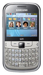 Samsung S3350 Chat