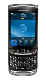 Blackberry Torch 9800 Unlocked or