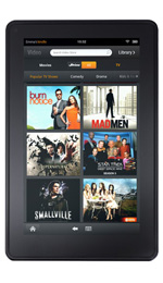 Amazon Kindle Fire