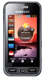 Samsung GT-s5229 Tocco Lite II