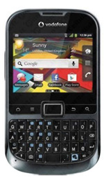 ZTE P752D Vodafone Smart Chat