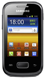Samsung GT-S5301L Galaxy Pocket Plus